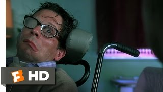The Diving Bell and the Butterfly (11/11) Movie CLIP - A Phone Call from Father (2007) HD