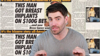 Man Gets BOOB Implants - Brian Zembic