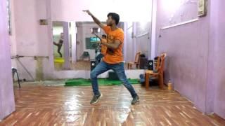 KHAAB!!AKHIL!!😍NEW PANJABI DANCE BY VICKY👍👍👍😊