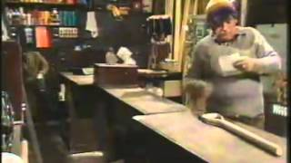 British comedy at it's best! Fork-handles. funny!