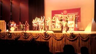 DANCE OF EGYPT : KV NO-3 DELHI CANTT.