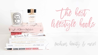 Best lifestyle books | Fashion, beauty & more! | Style playground