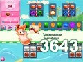 Download Video Download Candy Crush Saga Level 3643 (3 stars, No boosters) 3GP MP4 FLV