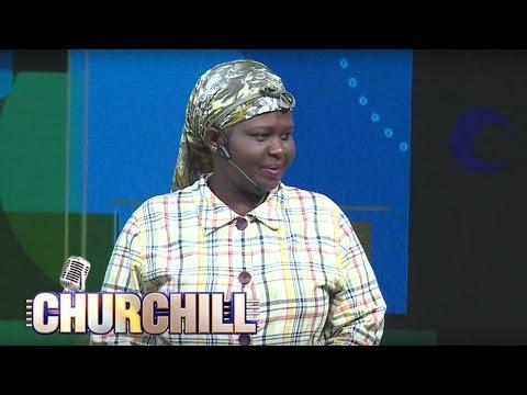 Jemutai talks about Nairobi