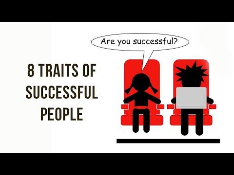 8 traits of successful people Richard St. John