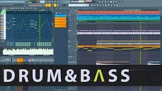 Sword Art Online Alicization (Drum & Bass Remix) // Lisa ► Adams // FL STUDIO
