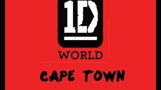 One Direction Flashmob - #1DWorldCapeTown