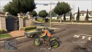 GTA5 online: Ikazin yells at me