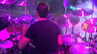 Estamos Quites - Zé Neto e Cristiano - João Vitor (Drum Cam)
