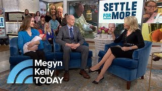 Ryan Holets: The Cop Who Adopted An Opioid-Addicted Baby | Megyn Kelly TODAY