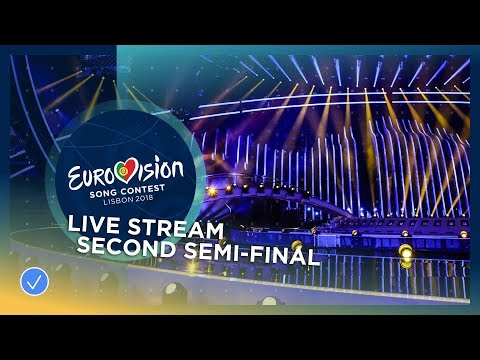Eurovision Song Contest 2018 Second Semi Final Live Stream