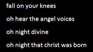 cary brothers - o holy night lyrics