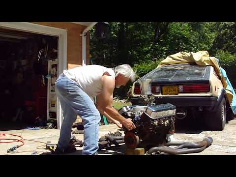 BAD ASS 454 BIG BLOCK CHEVY BUILD UP GETTING .532 THUMPER CAM FLOW MASTERS HOLLEY HOOKER HEADERS