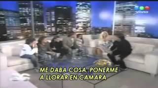 Ricardo Montaner consumiendo droga en televisión