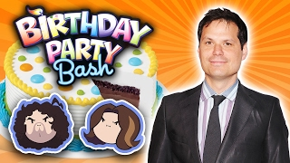 Birthday Bash with Special Guest Michael Ian Black - Guest Grumps