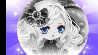 LINE Play - Gothic Doll Dreaming Eyes (23.99$ → 30 Cash Gift)