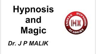 Hypnosis and Magic(Hindi)
