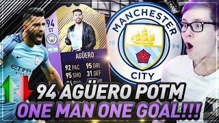 FIFA 18: POTM AGÜERO DER BESTE SPIELER DER PREMIER LEAGUE 💎🤑😍 One Man One Goal 😱 Ultimate Team