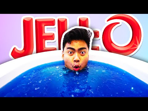 Xxx Mp4 JELLO BATH CHALLENGE 3gp Sex