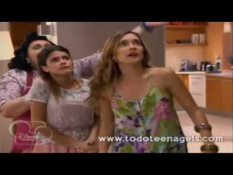 Violetta2 Diego va a la casa de Violetta Capitulo 4