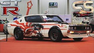 يومي معك / لعشاق نيسان GT R حلقة خاصة ادخل وشوف + سيارة لها 3 كربريترات! part3