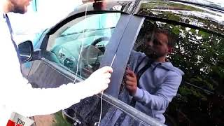 How to unlock your car when u forgot the keys inside for 30 seconds