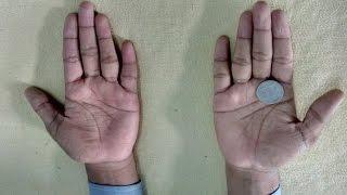 Coin Magic Tricks In Hindi || सिक्के का जादू हिंदी में सीखें
