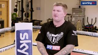 Ricky Hatton on Floyd Mayweather v Conor McGregor