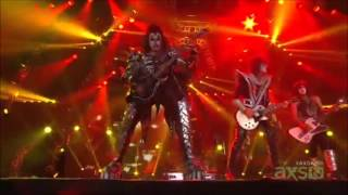 KISS - I Was Made For Lovin' You [Zurich 2013]