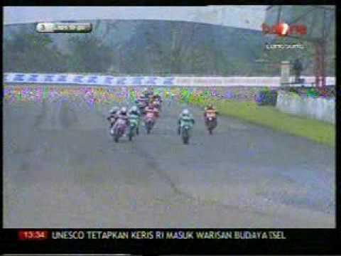 INDOPRIX 2009 SERI 2 IP110 RACE 2 PART 2