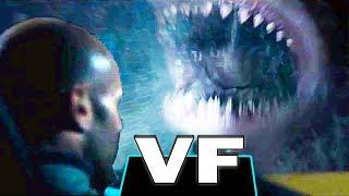 EN EAUX TROUBLES Bande Annonce VF (Film de Requin Géant) Jason Statham, MEG 2018