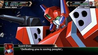 Super Robot Wars V (EN) - A Subtle Difference (DLC)