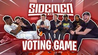 SIDEMEN VOTING GAME