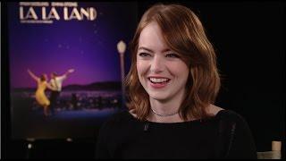LA LA Land interviews - Emma Stone, Damien Chazelle - Whiplash