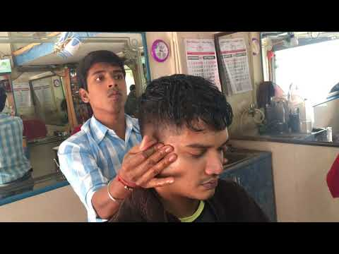 Xxx Mp4 ASMR Indian Barber Head Massage With Special Ear Massage By Sunil 3gp Sex