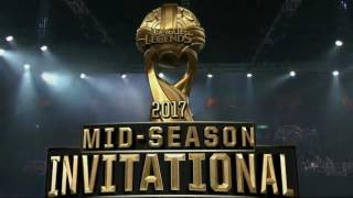 MSI 2017 Opening Ceremony and Introduction