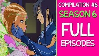 Winx Club - Season 6 Full Episodes [16-17-18]