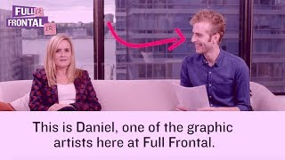 Sam Takes A Pitch Meeting | Full Frontal on TBS
