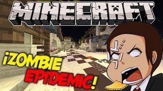 ¡QUE VIENEN LOS ZOMBIES! D: | Zombie Epidemic | EP1