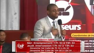 Le temps de Dieu - Pasteur Athom's Mbuma - Dimanche 18 février 2018