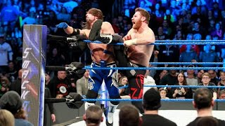 WWE: AJ Styles To Defend Championship in 2-on-1 Handicap Match Against Owens & Zayn