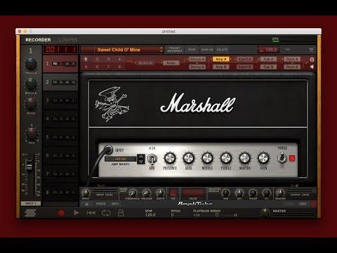 Xxx Mp4 Slash Tone With Amplitube 4 3gp Sex