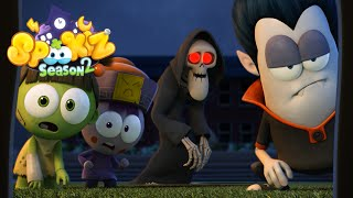 Spookiz   223   Who's There?...   Season 2, Episode 23   Cartoons for Children