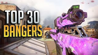 THE MOST IMPOSSIBLE TRICKSHOT EVER & 5 KILLS IN 1 BULLET!! - TOP 30 BANGERS #72