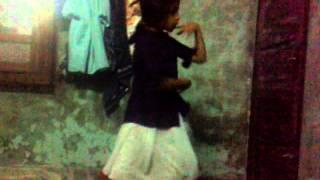 Mehjabin's dance