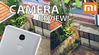 Xiaomi Redmi Note 3 Camera Review : A Pocket DSLR?