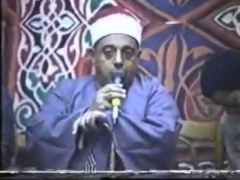 الشيخ طلعت هواش رقم 2 مكتبة محمود المداح 27 06 1994