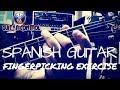 Download Video Download Spanish Guitar Fingerpicking Exercise - Acoustic Guitar Lesson 3GP MP4 FLV
