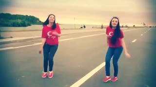 رقص  تركي ع اغنيه يا ليلي ويا ليلا 2018