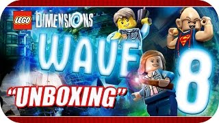 Unboxing Level Pack y Fun Packs LEGO Dimensions (Wave 8) The Goonies, LEGO City, Harry Potter